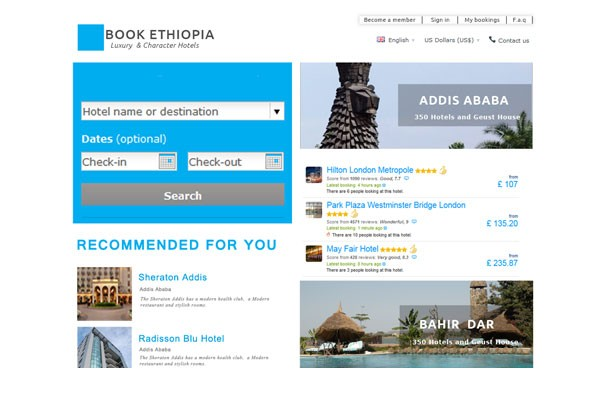 black_pixel_web_project_for_booking_ethiopia